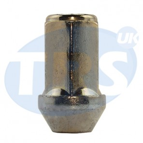 "1/2"" UNF, 19mm Hex Tapered Nut"