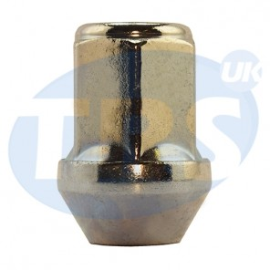 "7/16"" UNF, 19mm Hex Tapered Nut"