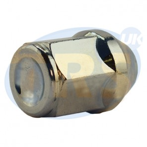 "1/2"" UNF, 21mm Hex Tapered Nut"