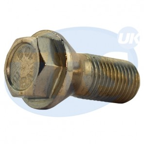 M14 x 1.5, 17mm Hex, Tapered Spacer Bolt