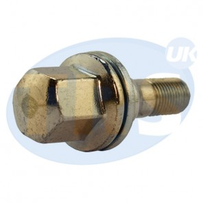 M12 x 1.25, 19mm Hex Flat Seated Bolt